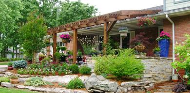 Home & Backyard